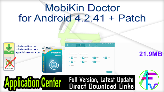 MobiKin Doctor for Android 4.2.41 + Patch