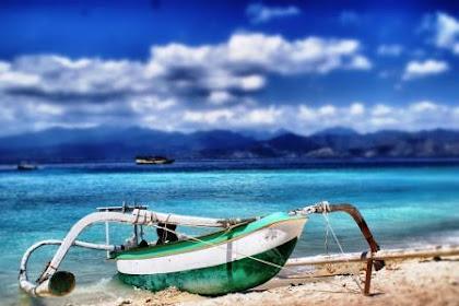 Pesona Pantai Wisata Gili Trawangan di Lombok yang Harus Anda Kunjungi