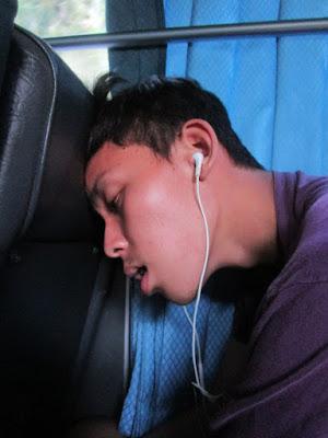 Ifan tidur