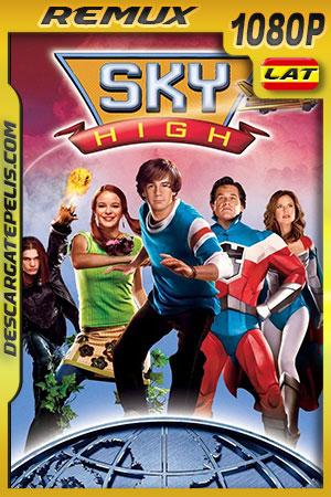 Sky High Súper escuela de héroes (2005) 1080p BDRemux Latino – Ingles