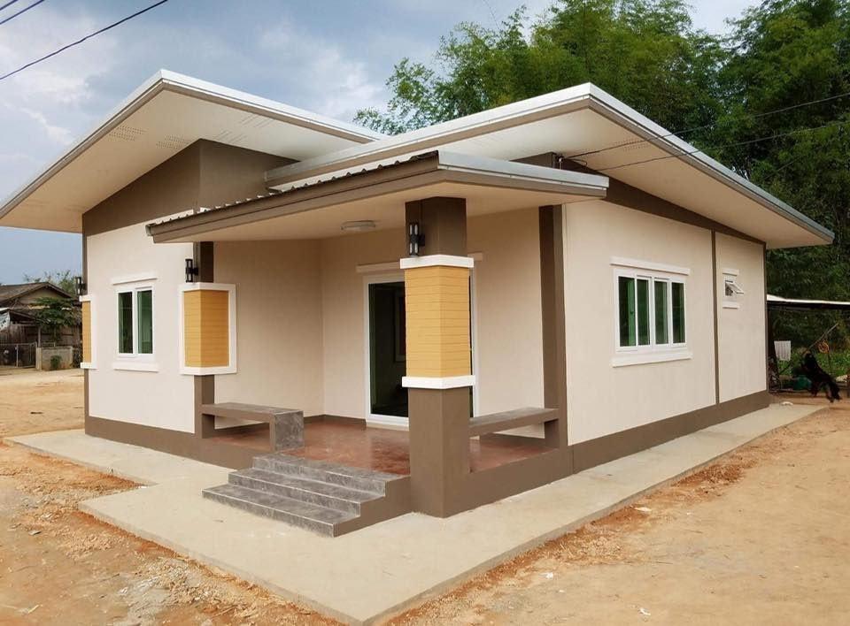 Desain Rumah Kecil Minimalis Cantik