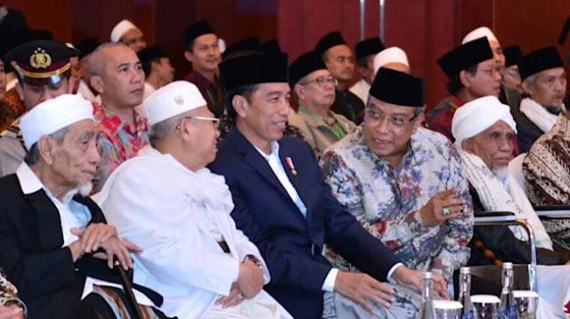 Presiden Jokowi: Indonesia 'Sejuk' Karena Ada NU