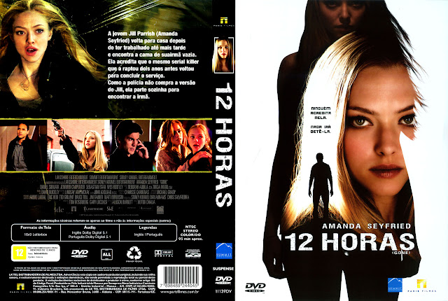 Capa DVD 12 HORAS