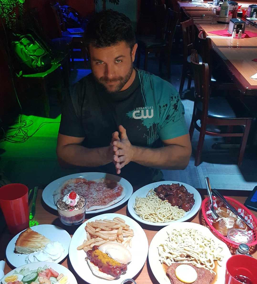 Do the ozarks with the arkansas cw crew virtual game world and euro it serves authentic german food and is connected to the gaming center this allows the virtual gaming world to freerunsca Images