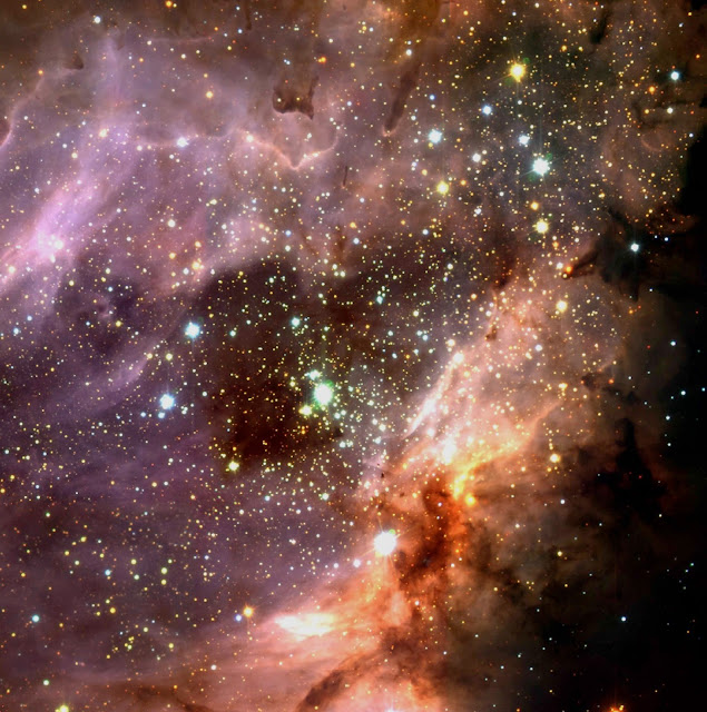 Star Cluster Messier 17
