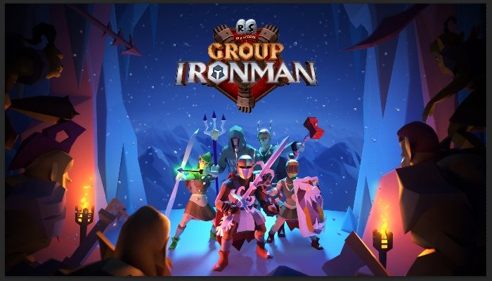 Group Ironman is Old School RuneScape players' most-voted new game mode ever – and it's live in-game today