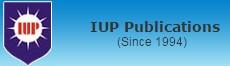 The IUP Journal of English Studies