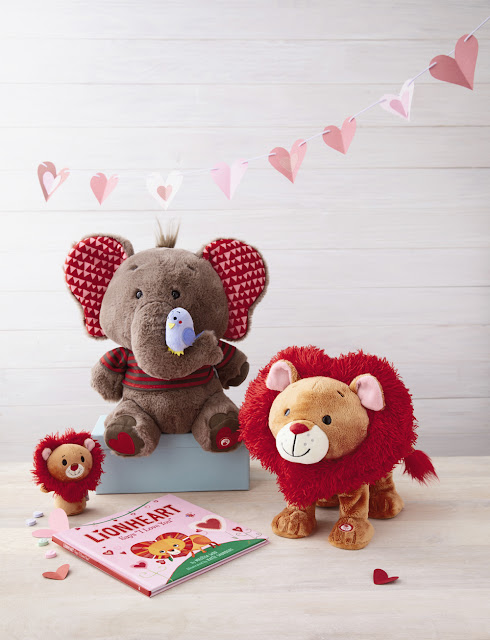 Hallmark Canada - Valentine's Day 2018 Stuffed Animals