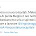 Situazione del trasporto pubblico di Roma martedì 17 settembre