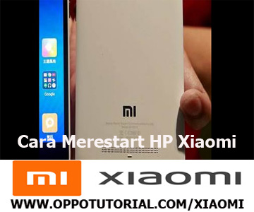 Cara Merestart HP Xiaomi