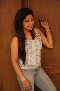 Actress Sakshi Agarwal Pictures in Jeans at Ka Ka Ka Po Movie Press Meet  0003.jpg