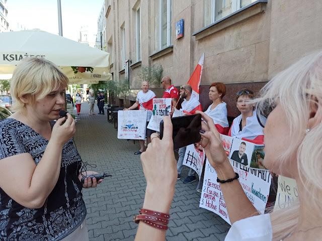 Беларусь будет свободной!