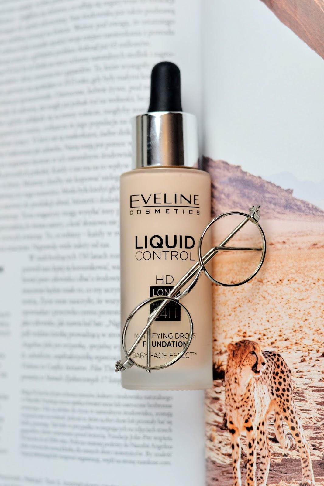 cosmetics podklad eveline