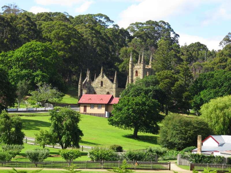 The Church, Port Arthur