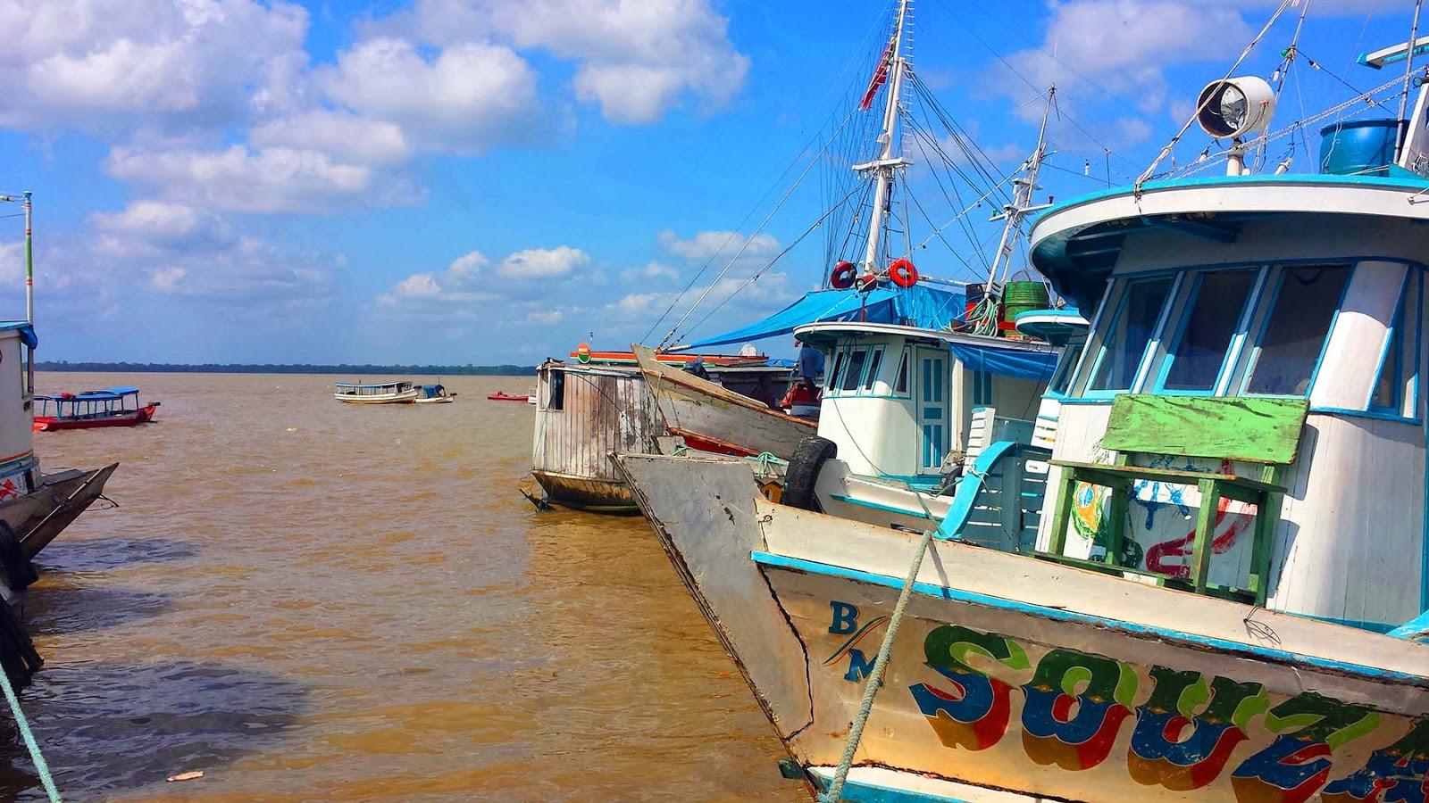 Belém do Pará : pontos turísticos