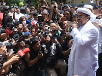 Habib Rizieq Bakal Dihadirkan Dalam Kasus Ahok Sebagai Saksi Ahli Agama