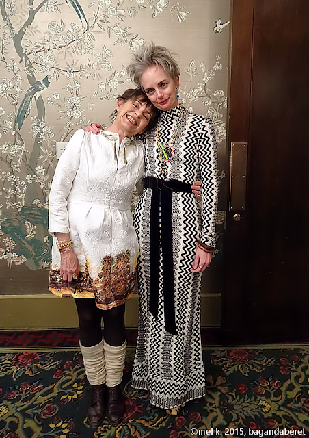 Su Bennett and Mel Kobayashi, Terminal City Club, fashion show stylists