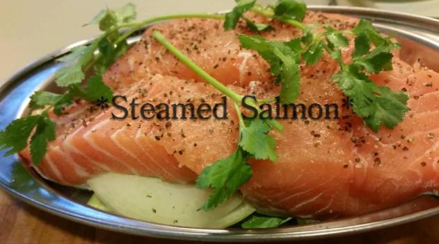 Resep Ikan Salmon Kukus Untuk Diet
