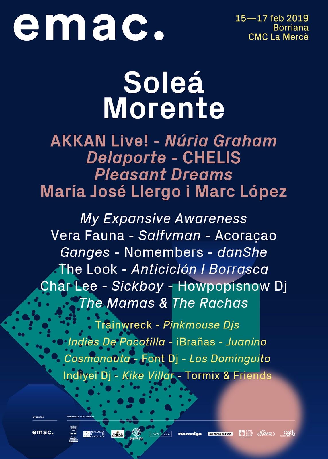 Festivales gratuitos en España - Página 2 Cartel%2Bemac.2019