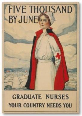Old Nurses Uniform 19