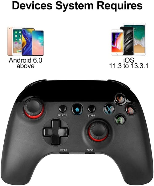 Review Linkstyle Mobile Wireless Game Controller