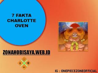 Fakta Oven One Piece