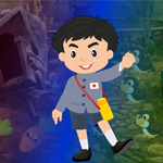 Games4King Japanese Boy Escape