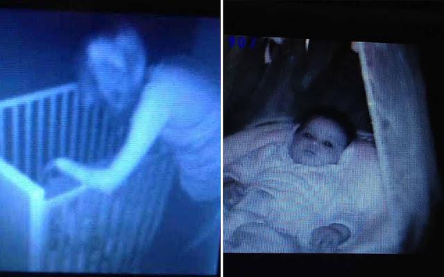 Chuyện lạ thế giới: Bóng ma nằm cạnh đứa bé, gia đình đông con nhất nước Anh