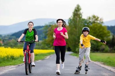 Actividad física como deporte