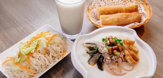 海皇粥店: 滋味套餐 葵芳店