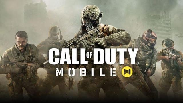 Update Call Of Duty Mobile (CODM) Menjadi Game Terbaik di 2019 dan Awal 2020, Cek Kebenarannya dan Rasakan sensasinya