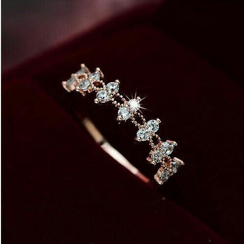 Simple Diamond Ring Designs