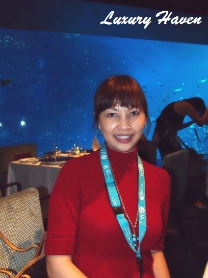 rws ocean restaurant luxury haven