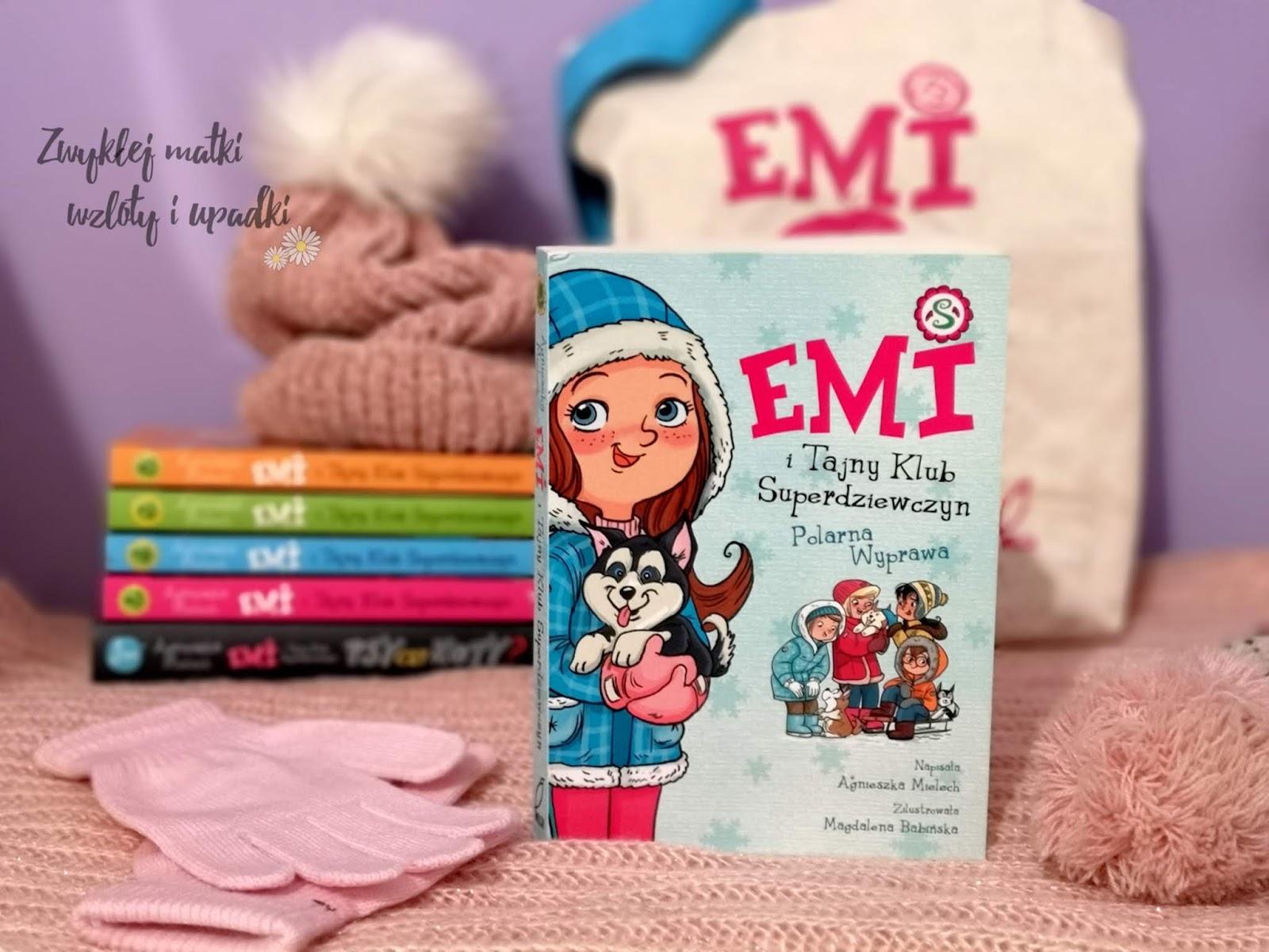Obóz zimowy, czyli ferie z Emi i Tajnym Klubem Superdziewczyn