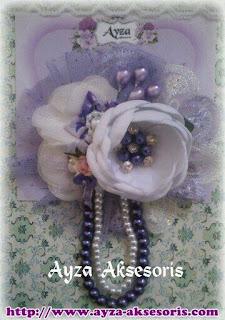 Bross Cantik Kreasi Ayza Aksesoris