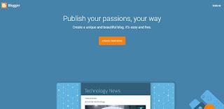 Tutorial Blogger || Cara Membuat Blog Dari Awal