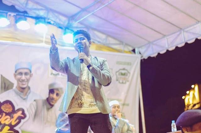Mahasiswa PAI IAIN Palangka Raya Meraih Juara 2 dalam Lomba Festival Sholawat Se-Kalimantan Pada Acara Sholawat Fest Bersama Syakir Daulay