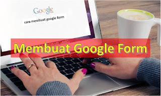 cara membuat google formulir di hp smartphone