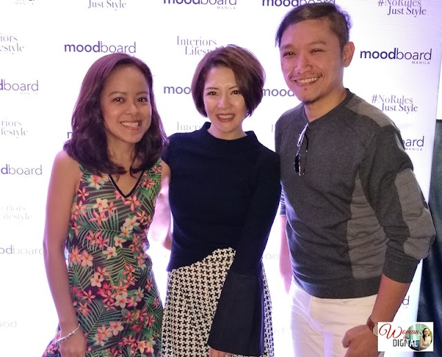 Moodboard Manila collaborates with Interior Designer Cat Arambulo