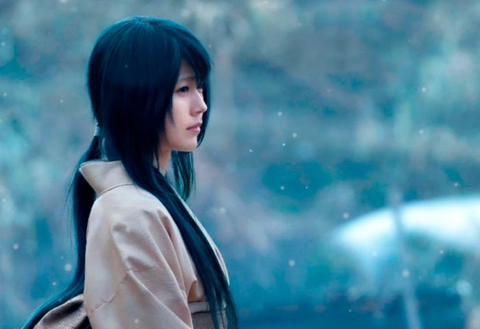 Rurouni Kenshin Final Chapter (The Final / The Beginning) live-action film - Kasumi Arimura