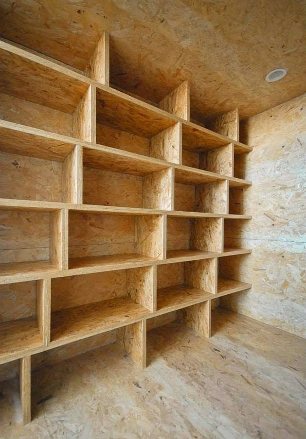 Desain Rak Dinding Kreatif dan Unik