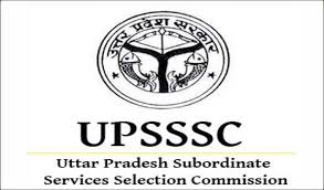 UPSSSC Recruitment 2018