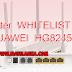 Setingan Filter Whitelist Router Huawei HG8245H5