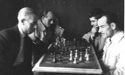 Local de la Joventut Escaquista de Sant Andreu
