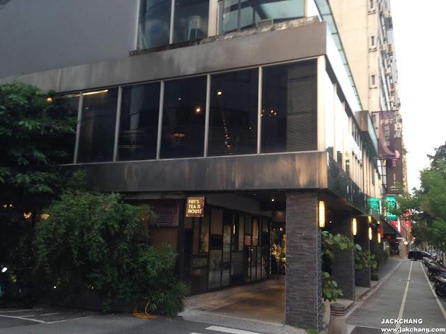 餐廳建築物