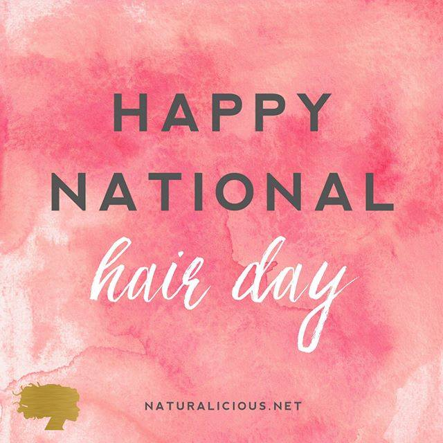 National Hair Day Wishes Pics