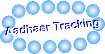 Aadhaar Card Tracking