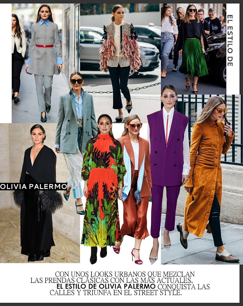 El refinado y contemporáneo estilo de Olivia Palermo
