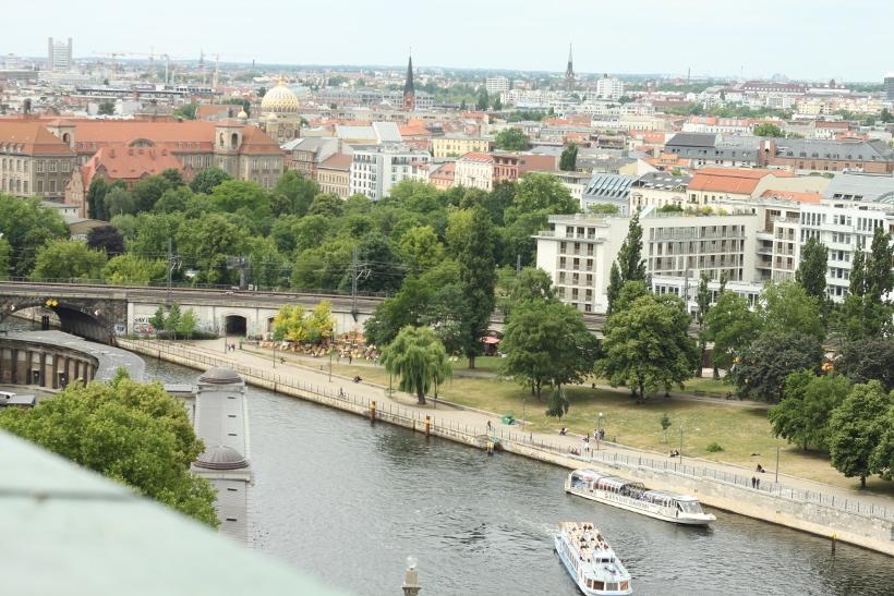 berlin dom view