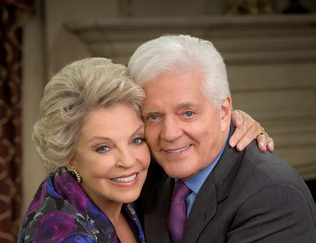 Video Interview: chatting with 'Days of our Lives' Bill Hayes and Susan Seaforth Hayes